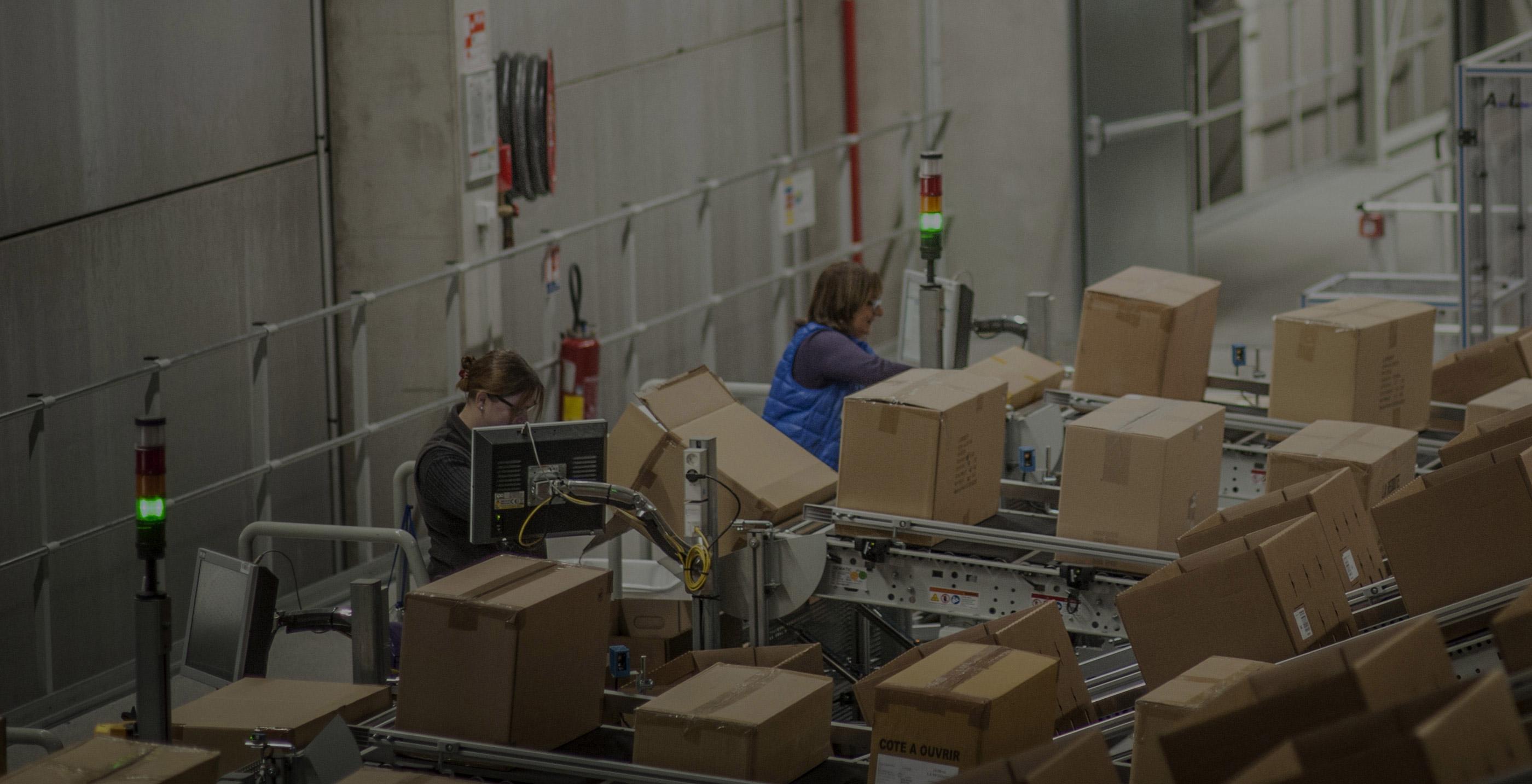 Logistique et services