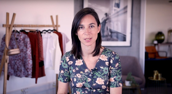 Marie, Directrice expérience digitale